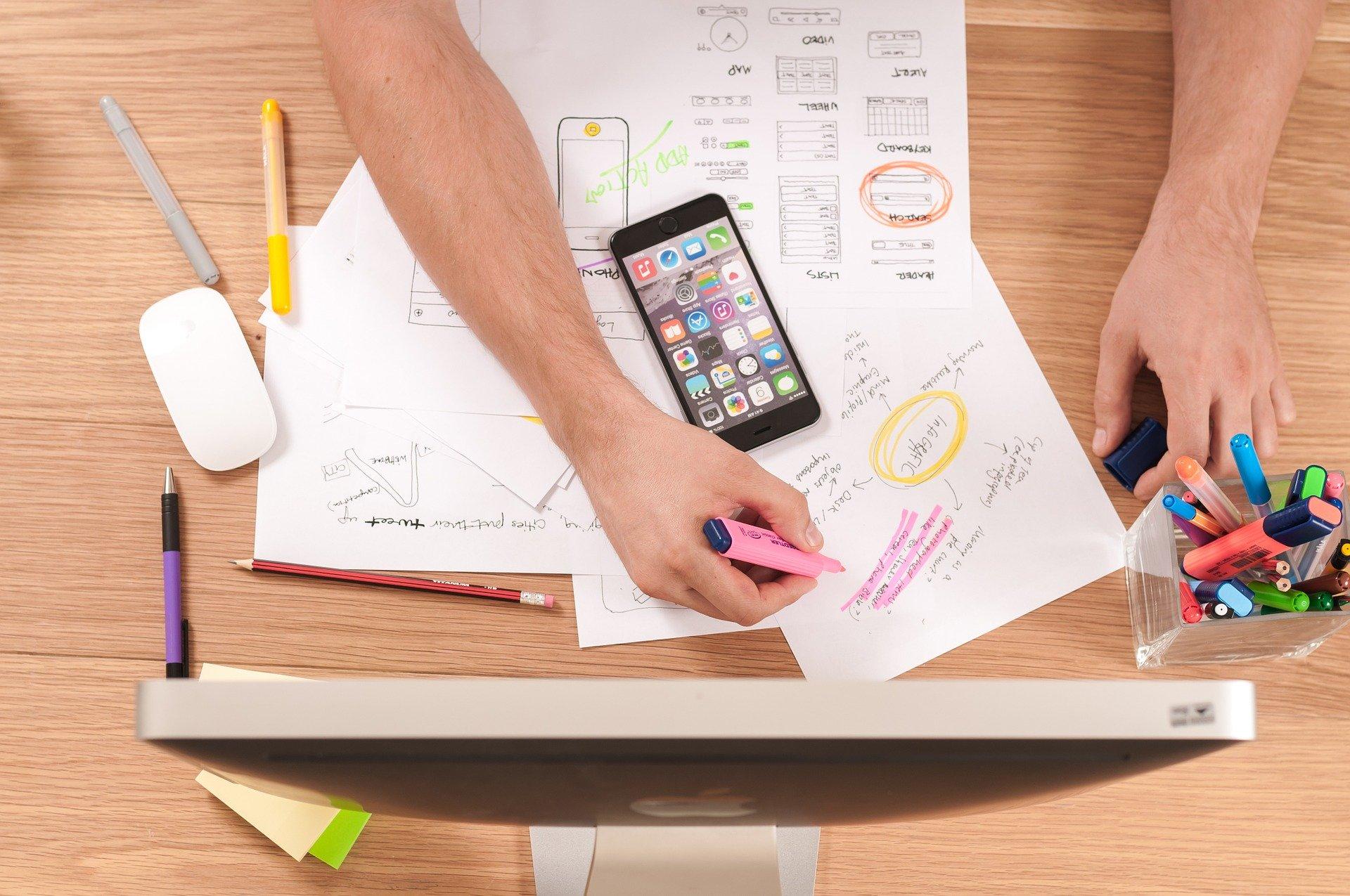 12 tips voor het inrichten van je website